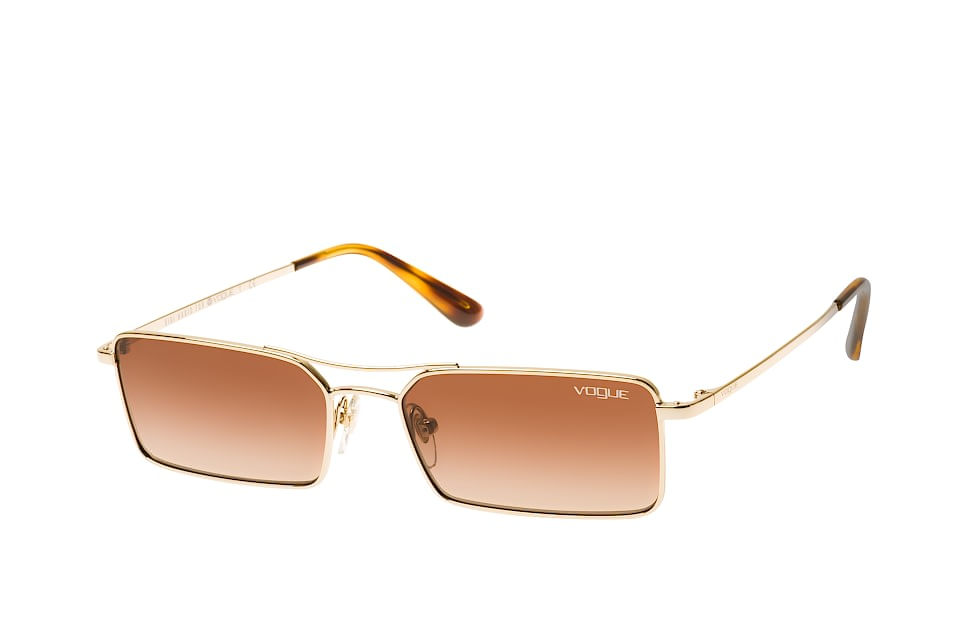 vogue eyewear -  VO 4106S 848/13, Rectangle Sonnenbrillen, Goldfarben