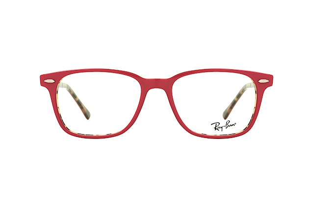 RAY BAN RAY-BAN Brille » RX7119«, braun, 5714 - braun