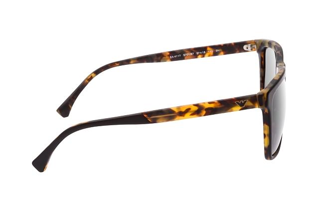 3ed2ea5ee53 ... Emporio Armani Sunglasses  Emporio Armani EA 4117 5701 87. null  perspective view  null perspective view ...