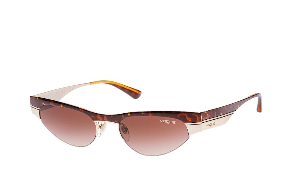 vogue eyewear -  VO 4105S 507813, Butterfly Sonnenbrillen, Goldfarben