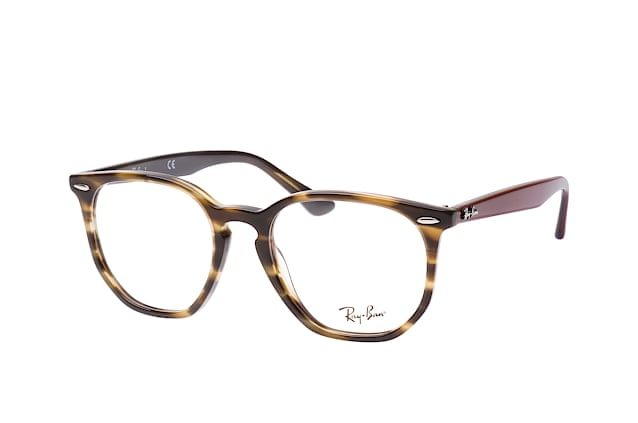 152a42fa41e ... Glasses  Ray-Ban RX 7151 5798. null perspective view ...