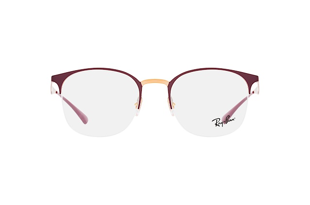 Ray-Ban RX 6422 3007 perspective view