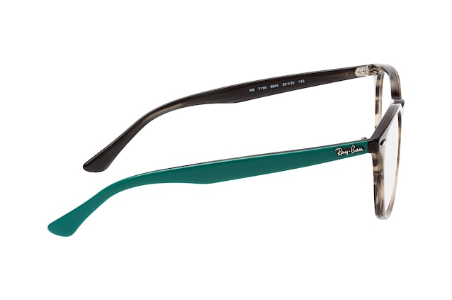 519c3eb29d ... Ray-Ban RX 7159 5800 small. null perspective view  null perspective  view ...