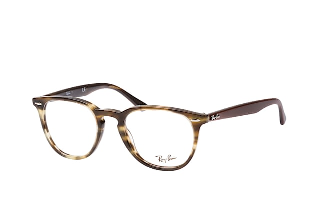 4eaf284703c ... Glasses  Ray-Ban RX 7159 5798 small. null perspective view ...