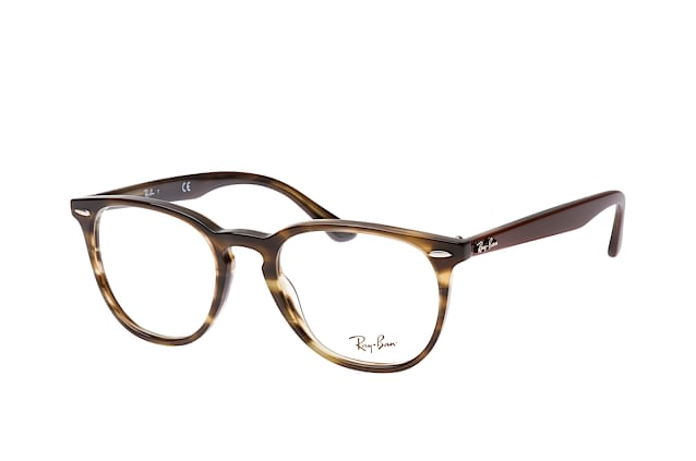 544381c6f6e ... Glasses  Ray-Ban RX 7159 5798 large. null perspective view ...