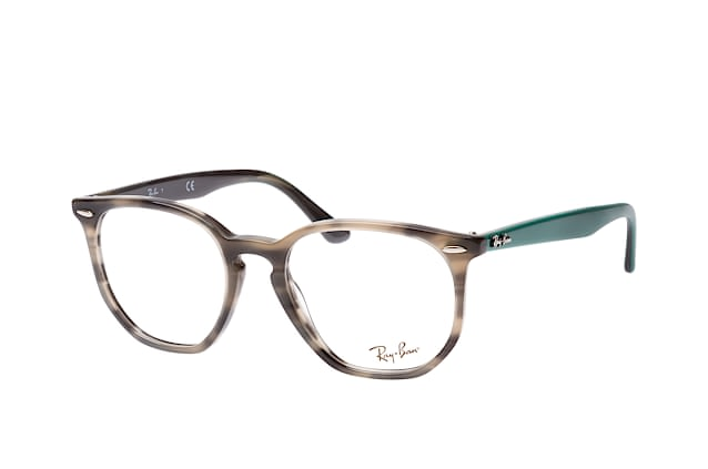 e175e8a7094 ... Ray-Ban RX 7151 5800. null perspective view ...