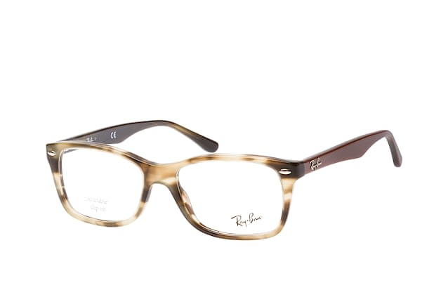 f224f64746a ... Glasses  Ray-Ban RX 5228 5798. null perspective view ...