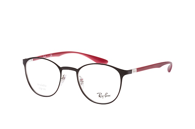 5ccc3b9f51fff ... Glasses  Ray-Ban RX 6355 2997. null perspective view ...
