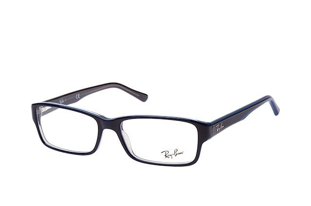Ray-Ban RX 5169 5815 large vue en perpective