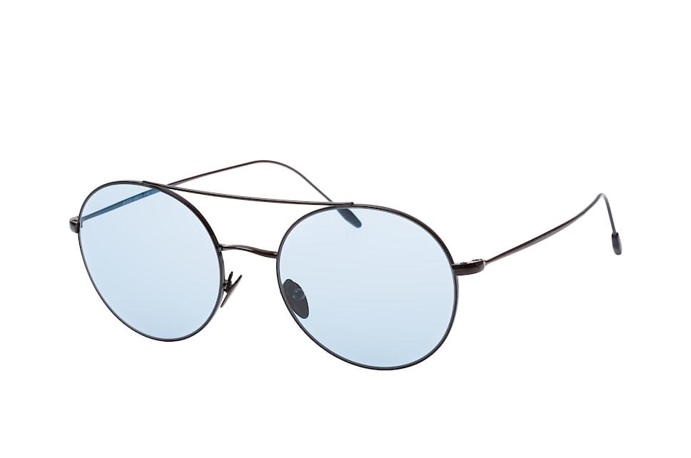 AR 6050 3014/80, Aviator Sonnenbrillen, Schwarz