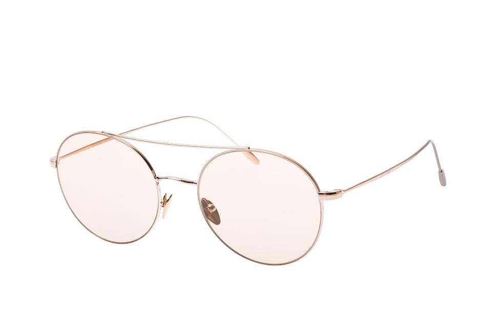 AR 6050 3011/73, Aviator Sonnenbrillen, Goldfarben