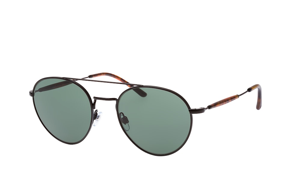 AR 6075 3001/71, Aviator Sonnenbrillen, Schwarz
