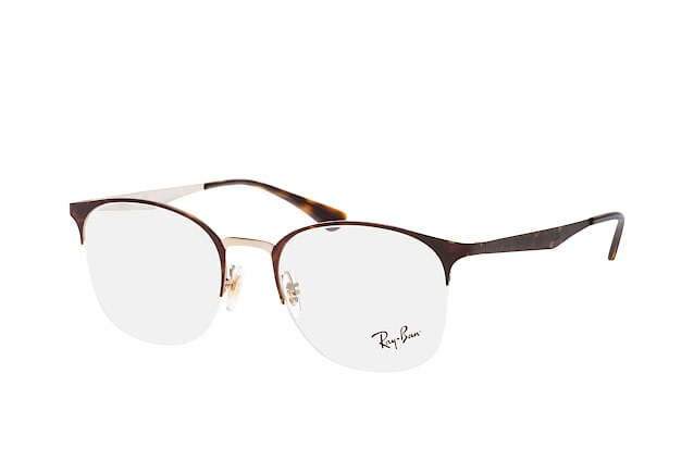 Ray-Ban RX 6422 3001 large Perspektivenansicht