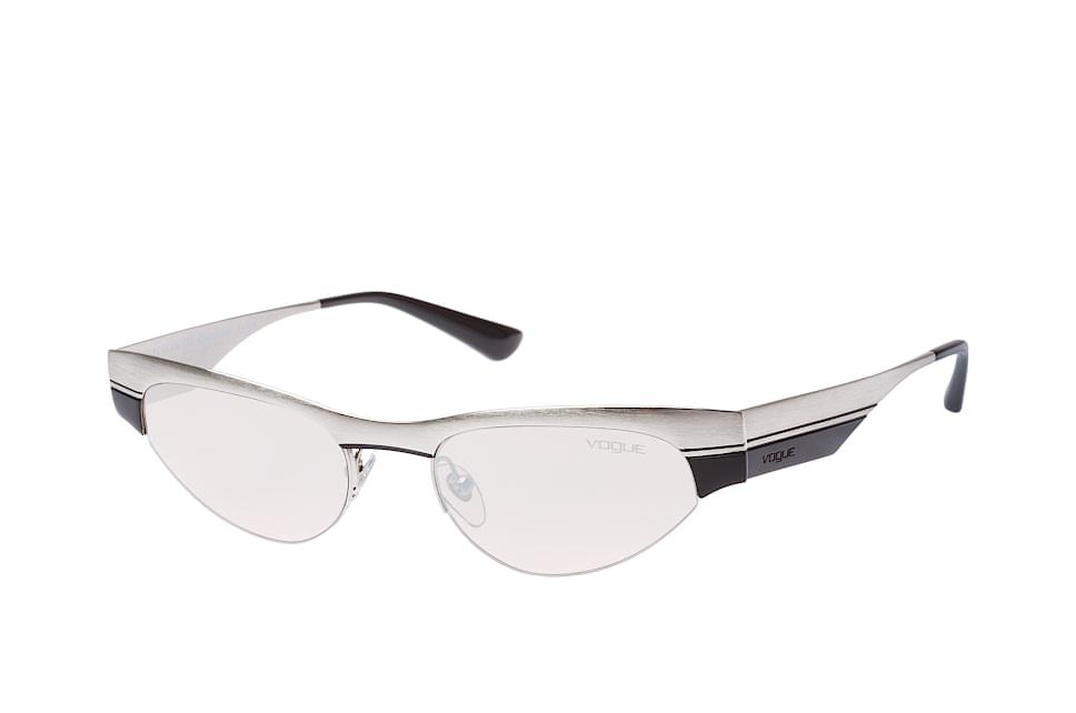 vogue eyewear -  VO 4105S 323/8Z, Butterfly Sonnenbrillen, Schwarz