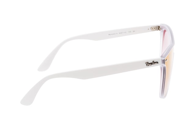 white wayfarer sunglasses ray ban
