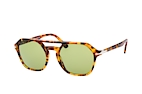 Persol PO 3206S 95/71 Havana / Green perspective view thumbnail