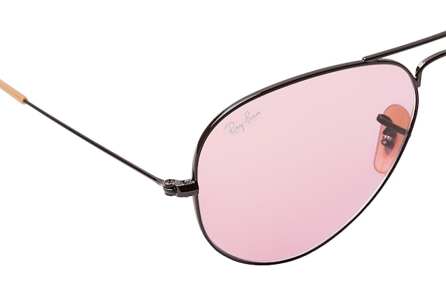 Ray-Ban Aviator RB 3025 9066/Z0 S perspective view