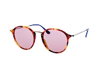 Ray-Ban RB 2447 1160 large Havana / Purple perspective view thumbnail