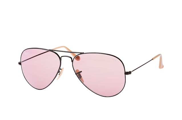 Ray-Ban Aviator RB 3025 9066Z0 large vista en perspectiva