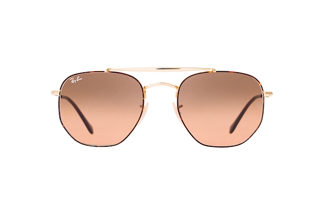 Ray-Ban The Marshal RB 3648 910443 L Perspektivenansicht