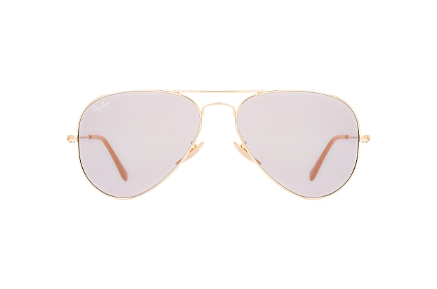Ray-Ban Aviator RB 3025 9064/V8 perspective view