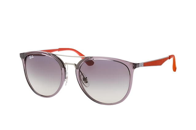 7dfa86e4a2 Ray-Ban RB 4285 637311 perspective view ...