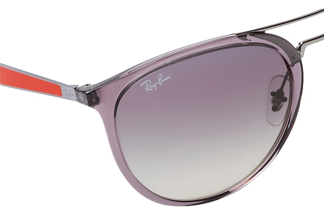 8bdf24ad0e ... Ray-Ban RB 4285 637311 perspective view