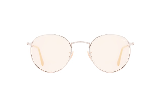 Ray-Ban Round Metal RB 3447 9065V7 perspective view