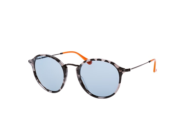 256800c752 ... Sunglasses  Ray-Ban Round RB 2447 124652 large. null perspective view  ...
