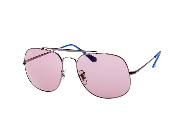 02ae0eb332 ... Sunglasses  Ray-Ban General RB 3561 9106 W0. null perspective view ...