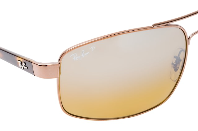 Ray-Ban RB 3604CH 121/A2 perspective view