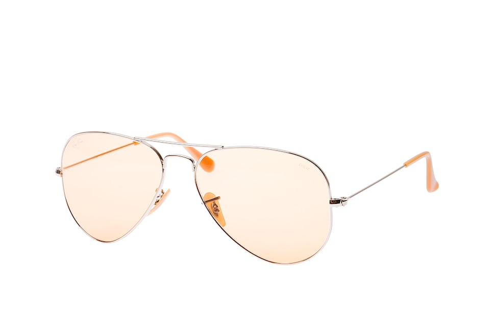 ray-ban -  Aviator large RB 3025 9065V9, Aviator Sonnenbrillen, Goldfarben