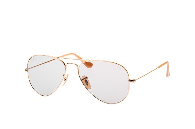 Ray-Ban Aviator Large RB 3025 9064V8 S perspective view