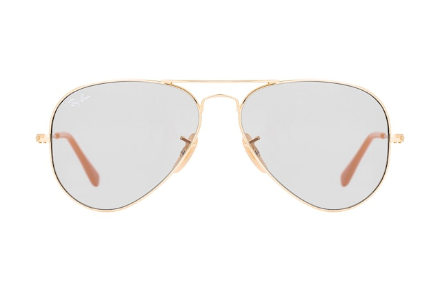 Ray-Ban Aviator Large RB 3025 9064V8 S vista en perspectiva