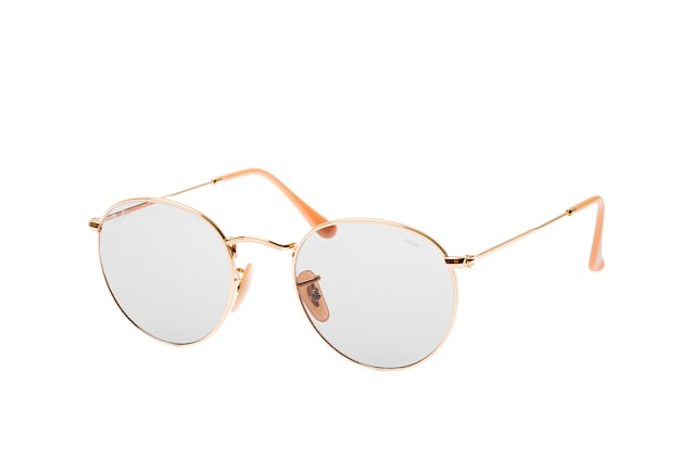 Ray-Ban Round Metal RB 3447 9064V8 Perspektivenansicht