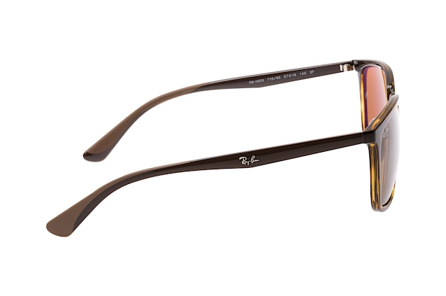 acd89b3d96 ... Sunglasses  Ray-Ban RB 4303 710 83. null perspective view  null  perspective view ...