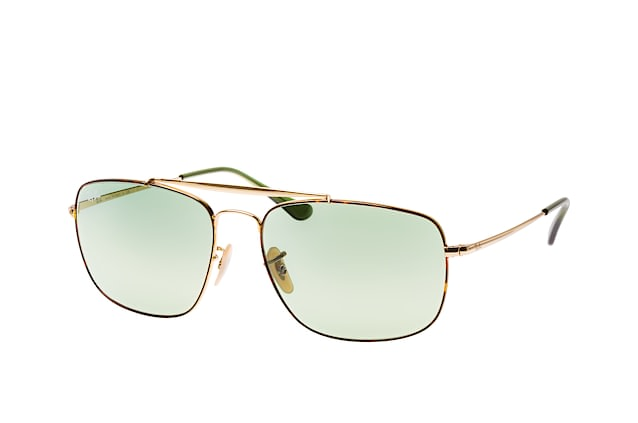 1805e739b7 ... Sunglasses  Ray-Ban The Colonel RB 3560 91034M. null perspective view  ...