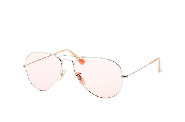 Ray-Ban Aviator Large RB 3025 9065V7 S Perspektivenansicht