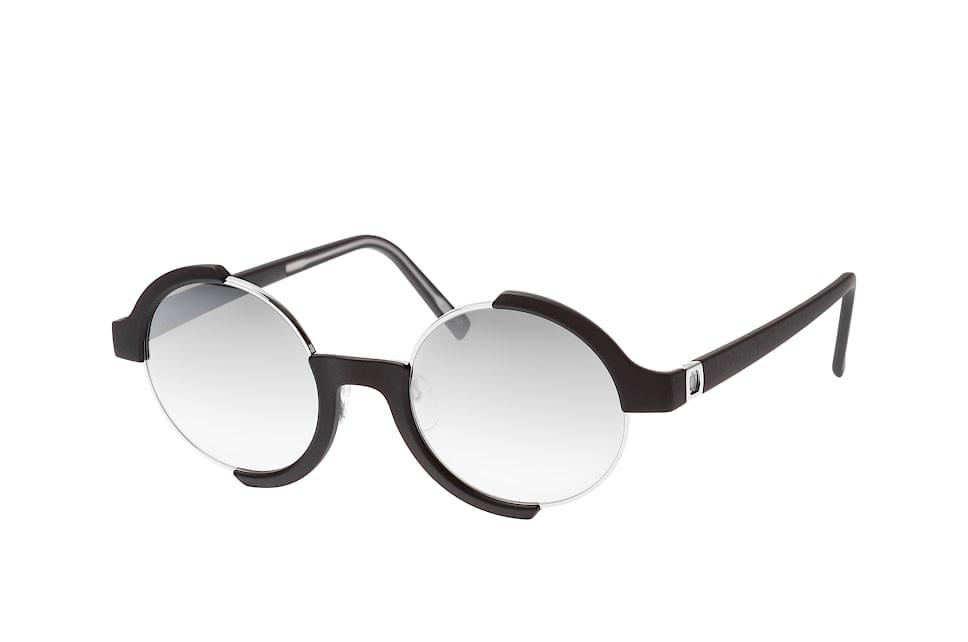neubau eyewear -  Sigmund&Carl T617 75 9010, Runde Sonnenbrille, Unisex, in Sehstärke erhältlich