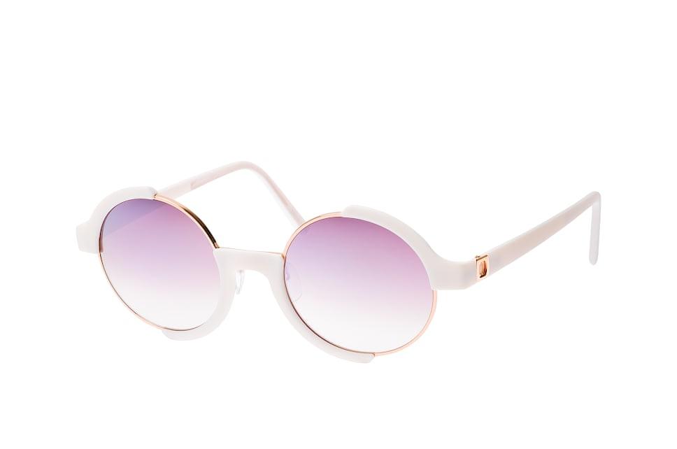 neubau eyewear -  Sigmund&Carl T617 75 1530, Runde Sonnenbrille, Damen, in Sehstärke erhältlich