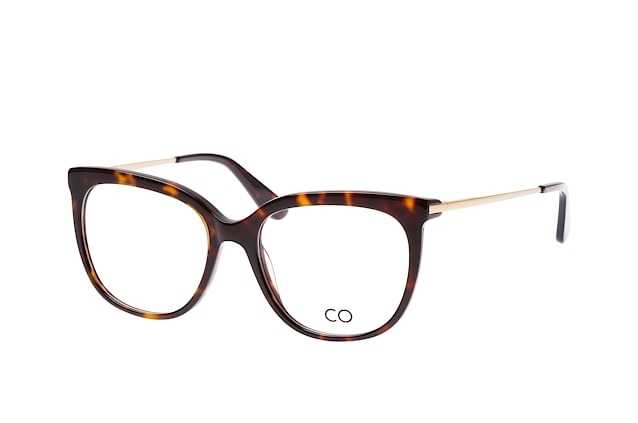 CO Optical Papilion TP 3611 havana vue en perpective