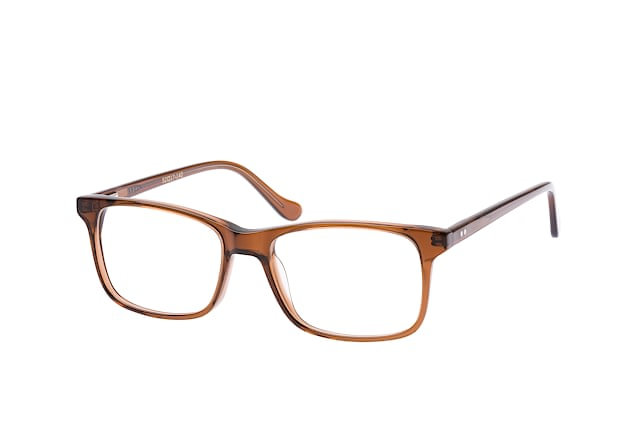 Mister Spex Collection Morrison braun Perspektivenansicht