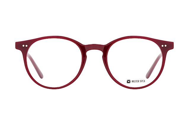 Mister Spex Collection Finsch 1099 burgundy Perspektivenansicht