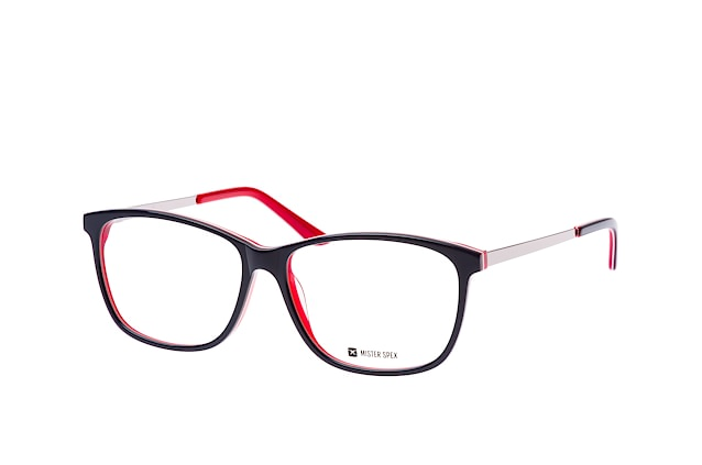 Mister Spex Collection Loy 1075 blue/red vista en perspectiva