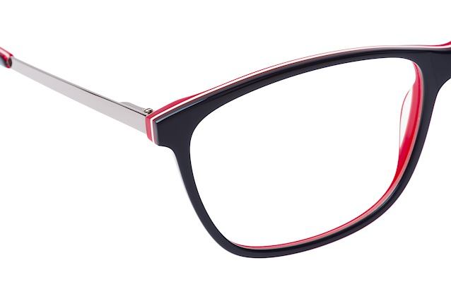 Mister Spex Collection Loy 1075 blue/red perspective view