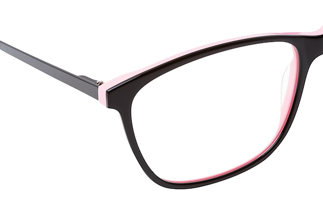 Mister Spex Collection Loy 1075 black pink perspektiv