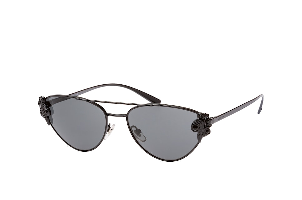 versace -  VE 2195B 1009/87, Cat Eye Sonnenbrille, Damen