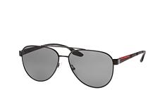 Prada Linea Rossa PS 54TS 1AB-5Z1, Aviator Sonnenbrille, Herren, in Sehstärke erhältlich - Preisvergleich