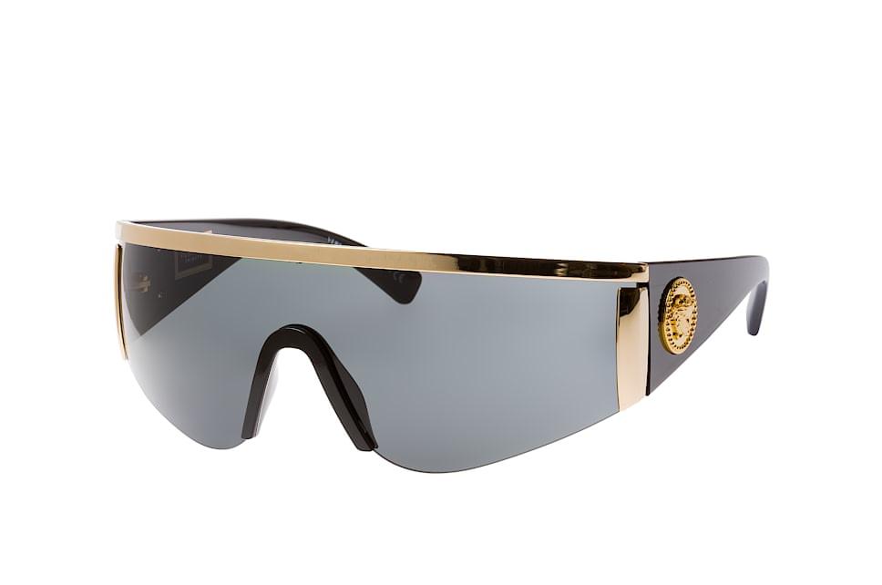 versace -  VE 2197 100087, Singlelens Sonnenbrillen, Goldfarben