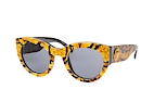 Versace VE 4353 528387 Yellow / Black / Grey perspective view thumbnail